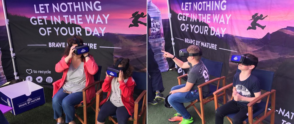 Highland Spring VR Experience Pic1